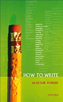 How to Write par [Fowler, Alastair]
