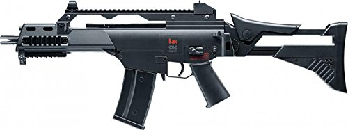 Heckler & Koch G36 C IDZ Softair / Airsoft Dual Power Version inkl. Akku und Lader < 0,5 J -