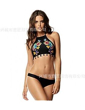 La secuencia de moderno y cómodo bikini _ años. La edición comercial sello black stream de moderno y confortable...