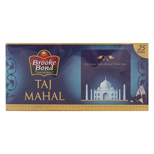 Brooke Bond Taj Mahal Leaf, 25 Tea Bags