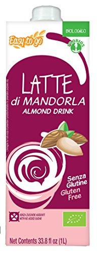 Probios Latte di Mandorla Bio - Confezione da 10 x 1 l
