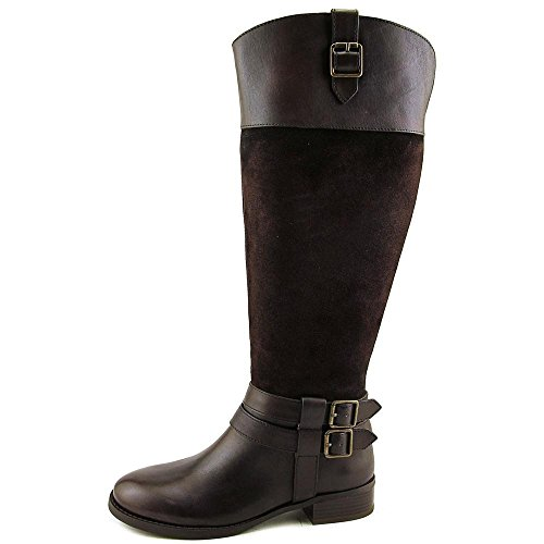Hoch Mode Stiefel Concepts Calf knie Cocoa Wide Dark Fahnee International Inc 1faqxA7wf