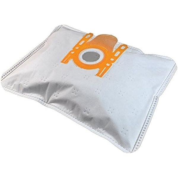 10 Staubsaugerbeutel Staubbeutel geeignet für Bosch Zoo/'o ProAnimal BGB8M435//10