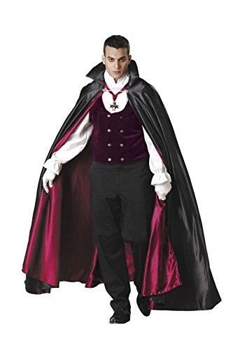 Gothic Vampir Kostüm für Erwachsene - Gr. ()