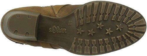 s.Oliver 25307, Bottes Classiques Femme Marron (Muscat Comb 316)