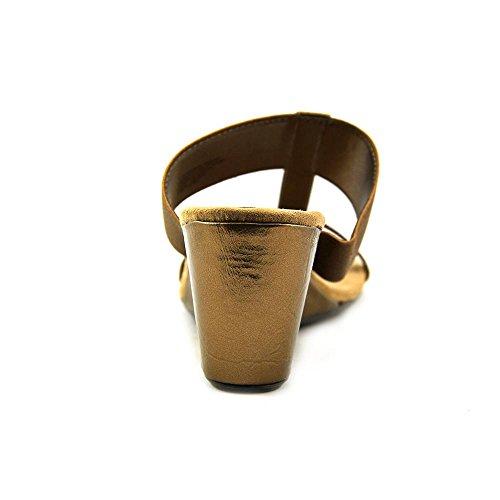 Style & Co Vern Synthétique Sandales Compensés Bronze