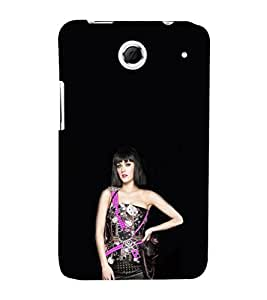 EPICCASE Katy perry hot Mobile Back Case Cover For Lenovo S880 (Designer Case)