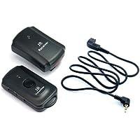 Câble de déclencheur &phorex déclencheur à distance infrarouge pour sony alpha a900, a850, a700, a550 a560 a580 --- - a500 a450 a400 a350 a300 a200 -, a77 a99 a100, a57, a65, 7D, 5D, alpha, minolta dimage, 9 a1, a2, 7Hi, 7i ergomètre 7/5/4/3/dynax/maxxum 5000, 7000, 9000, 807si 800si 700si, 600si 505si 500si, 7, 9, 4, 3, 7D, 5D, sweet