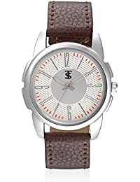 TSX Analog Watch With Leather Strap WATCH-027