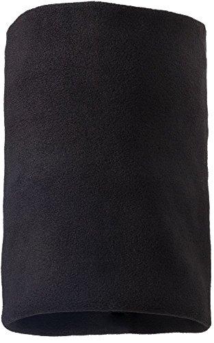 Kohle-fleece-mütze (Screamer Fleece Neck Gaiter, damen unisex, schwarz)