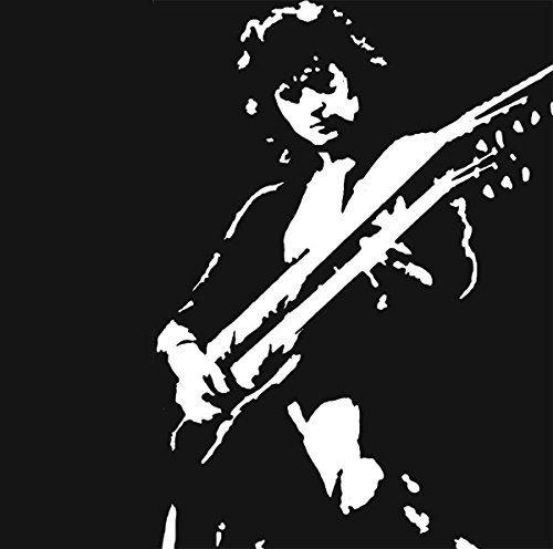 Jimmy Page Led Zeppelin Schablone wiederverwendbar startseite-wand-dekor & Kunst Schablone malen maßgeschneidert Dekoration bis zu Wände, Stoffe, Möbel und vieles mehr (Gemalt Endet)