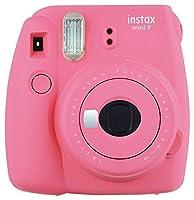 instax Mini 9 Camera - Flamingo Pink