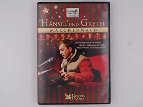 Hänsel und Gretel Märchenwald (Dvd) Prominente lesen die schönsten Märchen zu Gunsten der Stiftung Hänsel-Gretel zur Weihnachtszeit