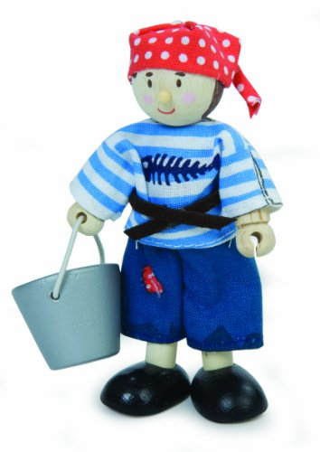 Le Toy Van - 21979 - Figurine - Le Pirate 2