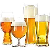 Spiegelau Beer Classics Tasting Kit Glasses, Set of 4