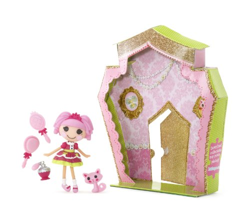 MGA Entertainment 502319GR - Mini Lalaloopsy - Jewel (Jewel Sparkles Baby)