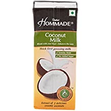 Dabur Hommade Coconut Milk, 200ml