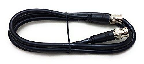 MCore Langes BNC auf BNC/RG5975Ohm CCTV Kamera-Video-Kabe (erhältlich in 0,15m, 0,25m, 0,50m, 1m, 1,5m, 2m, 3m, 5m, 10m, 20m, 30m) Digital-video-bnc-kabel