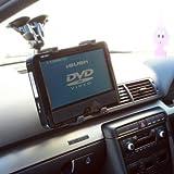 UltimateAddons doble ventosa soporte de coche para Philips DCP750Reproductor de DVD portátil
