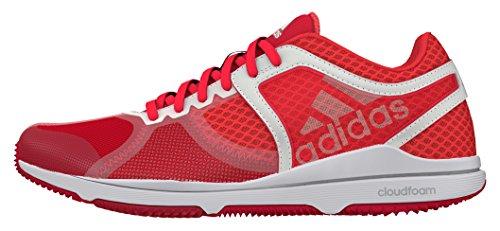 adidas Damen Crazymove Cf W Turnschuhe Rojo (Rojray / Ftwbla / Rojimp)