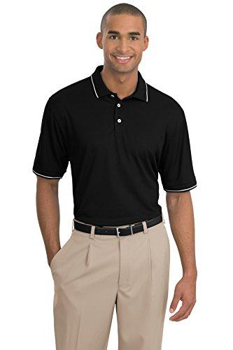 NikeHerren  Polo ShirtPoloshirt Schwarz - Schwarz