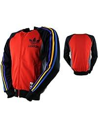 Adidas Originals City série Trefoil Badge Zippés Sweatshirt