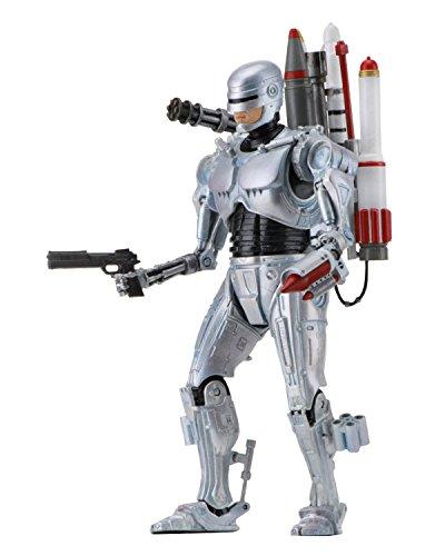 Neca Figur Ultimate Future Robocop Vs Terminator 18cm