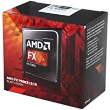 AMD FX 6350 -Procesador (Socket AM3+,Heat Sink Fan)