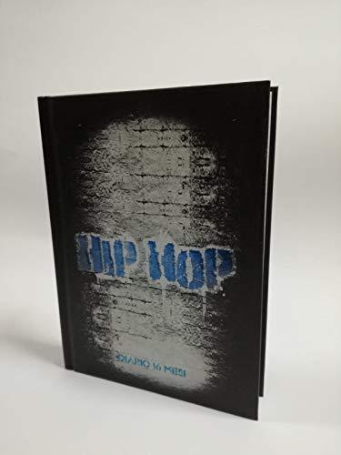 Diario scuola 16 mesi Hip Hop 2019 13x18 cm