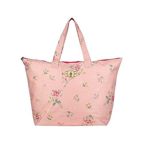 PiP Studio Strandtasche Granny Pip Pink Rosa Blumen Blüten
