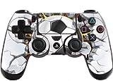 Fußball Wand Playstation 4(PS4) Controller Aufkleber/Skin/Aufkleber/PS25
