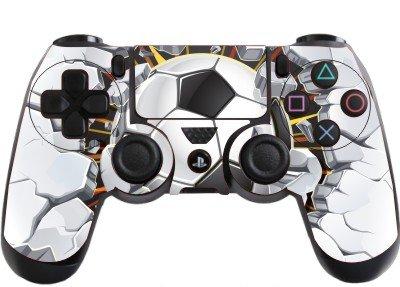 Adesivo-per-controller-Playstation-4-PS4-motivo-calcio
