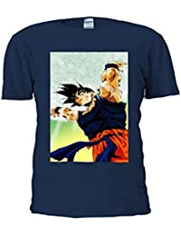 64166d4965ed Dragon Ball Funny Son Goku Super Z Men Women Unisex Top T Shirt