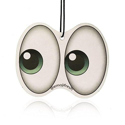 Emojifresh occhi Emoji deodorante per l' auto, casa o ufficio-New Linen profumo