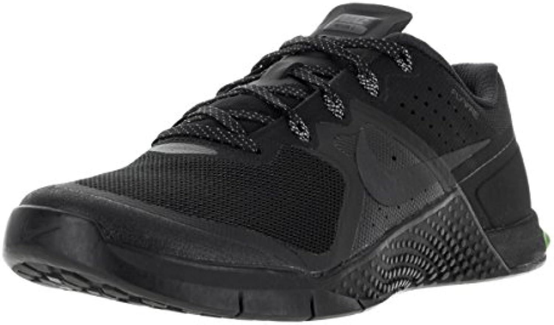 Nike Herren Metcon 2 Turnschuhe  Schwarz  Billig und erschwinglich Im Verkauf