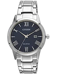 Citizen Analog Blue Dial Men's Watch-AW1231-58L