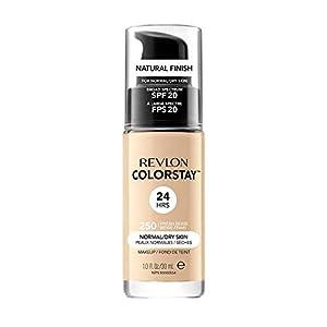 Revlon ColorStay Base de Maquillaje piel normal/seca FPS20 (#250 Fresh Beige) – 30ml