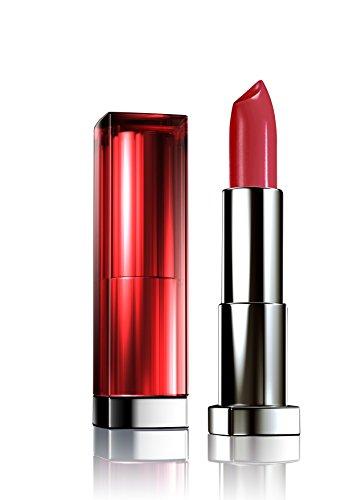 GEMEY MAYBELINE - Rouge à lèvres - COLOR SENSATIONAL - 916_NEON RED