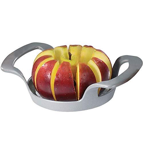 Westmark Apfel- und Birnenteiler, 17 x 11,1 x 4,3 cm, Rostfreier Edelstahl/Stahl, Divisorex, Silber,...