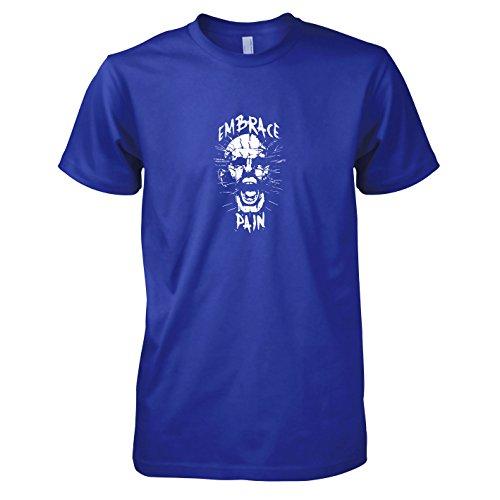 TEXLAB - Pinhead - Herren T-Shirt, Größe XXL, marine