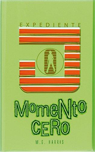 Expediente J: Momento cero par M.G. HARRIS