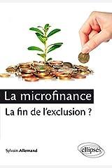 La Microfinance Broché