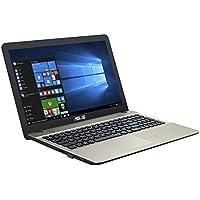 Asus F541UA-GQ1094T 39,62 cm (15,6 Zoll matt) Notebook (Intel Core i3-6006U, 8GB RAM, 1TB HDD, HD Graphics, DVD-Laufwerk, Win 10 Home) schwarz