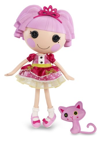 Lalaloopsy Jewel Sparkles Puppe [UK Import]