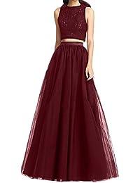 Suchergebnis auf für: Kleid zweiteiler 46