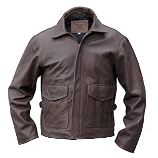 Indiana Jones Lederjacke (M)