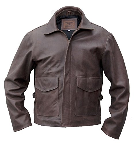 NOBLE HOUSE Indiana Jones Lederjacke