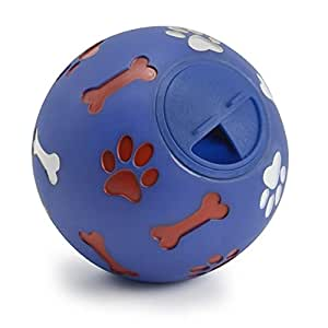 Ancol Dog Treat and Activity Ball, 12 cm