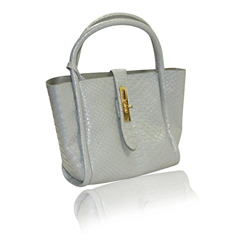 Handbag Krazy, Borsa tote donna Dove Grey