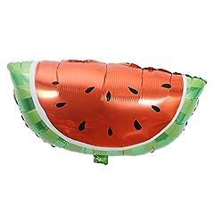 Idea Regalo - Beautop estate frutta frutta palloncini festa di compleanno palloncino foil Candy color Helium Balloons, carta stagnola alluminio, watermelon
